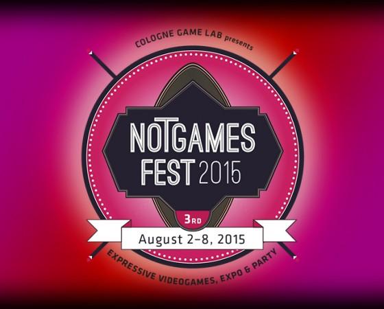 NOTGAMES Fest (2015). Cologne Game Lab.