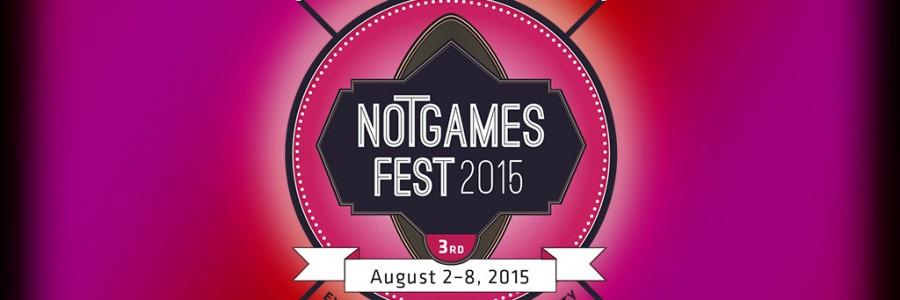 NOTGAMES Fest 2015